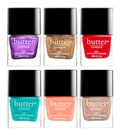 $9.00 select Lacquer Collection @ Butter London