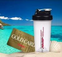 FREE Gold Card & FREE Shaker Cup  When You Show a Valid College ID @ GNC