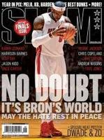 $5.99 Slam Magazine 1 Year Subscription