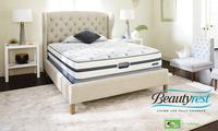 From $499.99 Simmons Beautyrest Recharge New Hope Plush-Top Mattress Set @ Groupon