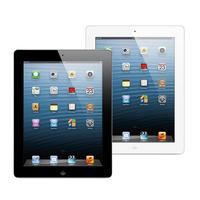 $499.99 Apple 128GB iPad 4th Gen with Retina Display Wi Fi Black or White New