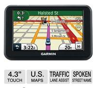 $55.00 Refurb Garmin nuvi 40LM Portable GPS with FREE lifetime map updates