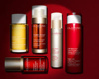 $35 for $50 Clarins Online Credit @Rue La La
