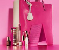 $35 Spring Into Pink Limited Edition 8-pcs Set  with any Estée Lauder fragrance purchase @ Estee Lauder