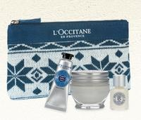 Shea Delight Collection only $20 with any $45 purchase @ L'Occitane, A Dealmoon exclusive