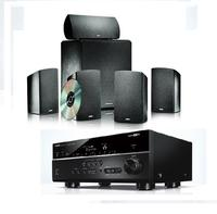 $799.95 Yamaha RX-V675 Networking AV Receiver and Definitive Technology Home Theater Speaker Package