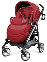 $249.99包邮(原价$499.99) Peg Perego Switch Four Stroller 婴儿车