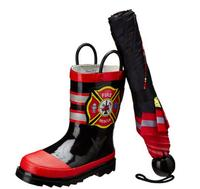 $26.39 Western Chief Rain Boot & Umbrella Set for Kids