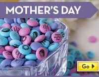 $15 for $30  Personalized M&M'S @ Groupon