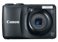 $38.99 Refurb Canon PowerShot A1200 12MP Camera w/ SD card