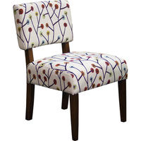 $49.99包邮(原价$129.99) Ludington Upholstered Accent 沙发椅