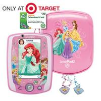 $49.99 LeapFrog LeapPad2 Disney Princess Enchanted Bundle Target Exclusive