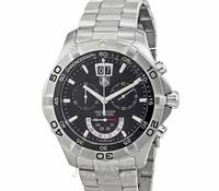 $1275 Tag Heuer Aquaracer Grande Date Mens Watch CAF101A.BA0821
