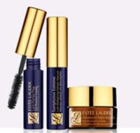 Free 3 Deluxe travel sizes Samples  with $50 Purchase  @ Estee Lauder