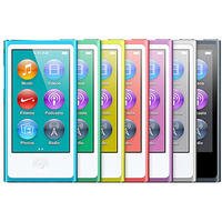 $119.99 iPod Nano 16GB with Bonus Ematic 6-in-1 Universal Accessory Kit