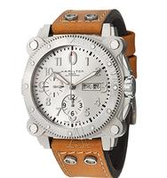 $698 Hamilton Men's BeLOWZERO Automatic Chronograph Watch H78616553