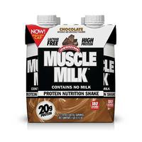 $2.78 CytoSport™ Muscle Milk® 巧克力口味增肌高蛋白饮料