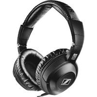 $45 Sennheiser HD-360 PRO DJ Studio Style Over-Ear Headphones (Black): Electronics