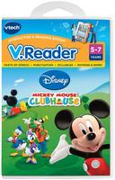 $5.64 VTech - V.Reader Software - Mickey Mouse Clubhouse