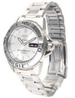 $118.95 Seiko SNZE05 Mens Watch Seiko 5 Sports Automatic Silver Dial
