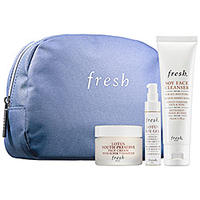 $45 Fresh Lotus Youth Preserve Skincare Vital Moisture & Radiance Set ($64 value)