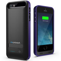 $29.99包邮 Maxboost Atomic S iPhone 5, iphone 5s 超薄背夹电池外壳