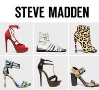 Extra 20% Off your purchase of $100 or more + Free Shipping @ SteveMadden