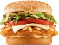 Free Jack's Blazin' Chicken Sandwich  with Any Purchase @ Jack in the Box