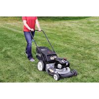 "$177.99 Craftsman 140cc* Briggs & Stratton, 21"" Rear Bag Push Mower"