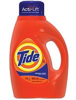 $5.99 Tide 50-oz. 2X Concentrated Laundry Detergent