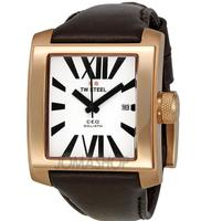 $74.99 TW Steel CEO Goliath White Dial Rose Gold PVD 37mm Unisex Watch CE3007