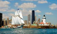 "From $17 75-Minute Sailing Tour on Tall Ship ""Windy"" (Three Options Available.)"