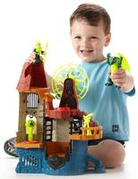 $16.00 Fisher-Price Imaginext Castle Wizard Tower