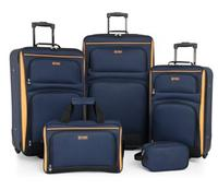 $87.99 Chaps Voyager Pro 5-Piece Luggage Set