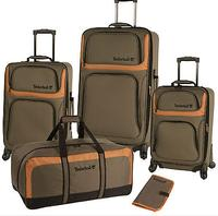 $112.49 Timberland Colebrook 5-Piece Spinner Luggage Set