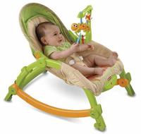 $38.00 Fisher-Price - Newborn to Toddler Portable Rocker