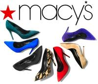 Up to 65% OFF + Extra 25% OFF Nine West, Clarks, Steve Madden, Vince Camuto and more shoes  @ macys.com