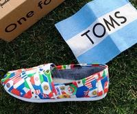 Up to 25% off + $5 Off $25 Select Toms Shoes & Accessories @ TOMS