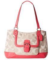 Up To 82% Off Coach Bags,Shoes and more @ 6PM.com