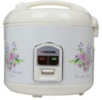 $19.99 Tatung 10-Cup Direct Heat Electric Rice Coooker