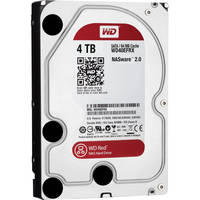 $299.95 2 pack of WD 4TB Network HDD Retail Kit (WD40EFRX, Red Drive)