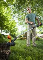 $99.99 Worx 48-volt Max Lithium Cordless Grass Trimmer and Edger