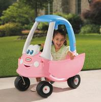 $38.00 Little Tikes Princess Cozy Coupe - 30th Anniversary Edition
