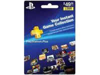 $39.99 SONY PlayStation Plus 1 Year Membership