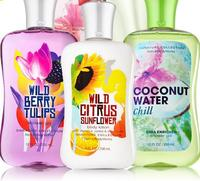 Buy 3 get 3 Free New Signature Collection @ Bath & Body Works