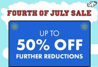 Up to 50% OFF 4th of July Sale @ ASOS