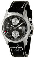 $648.00 Hamilton Men's Khaki Field Chrono Auto Watch H71466733