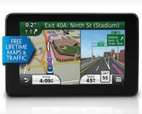 "$129.99 Manufacturer Refurbished Garmin 3590LMT 5"" GPS with Lifetime Maps and Traffic"