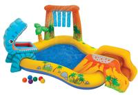 $34.99 Intex Inflatable Dinosaur Pool and Play Center