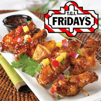 $10 All-you-can-eat Appetizers @ TGI Fridays